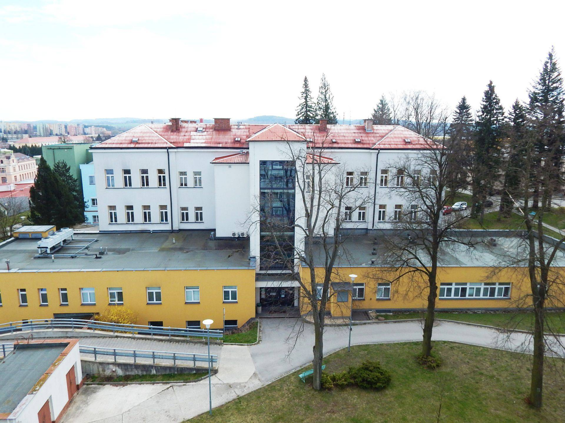 Nemocnice, Pavilon B