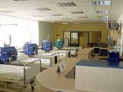 Dialyzační středisko s nefrologickou ambulancí