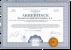 Certifikát Akreditace SAK 2019 - 2022