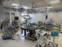 Operační sál ORL