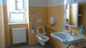 Interní oddělení - WC