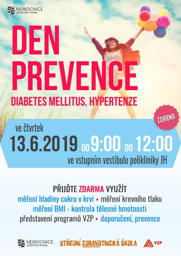 Pozvánka na Den prevence 2019