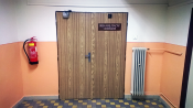 Rehabilitace - vchod